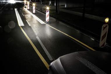Mercedes' Digital Headlights