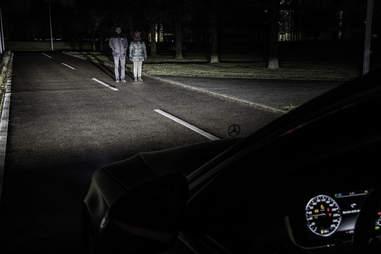 Mercedes Digital Light Concept
