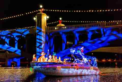 fantasy of the lights parade