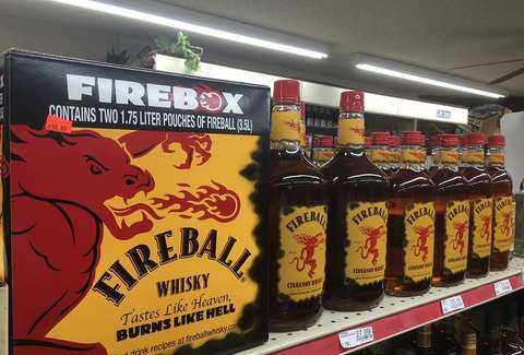 Fireball in a box