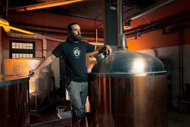 dangerous man brewery bartender