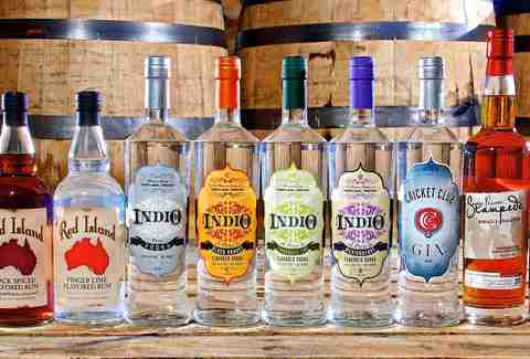 Indio Spirits Distillery & Tasting Room
