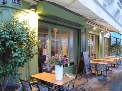 Cafe Le Papillon Paris
