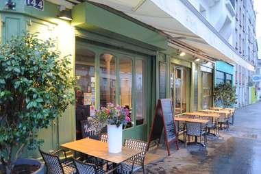 Café le Papillon