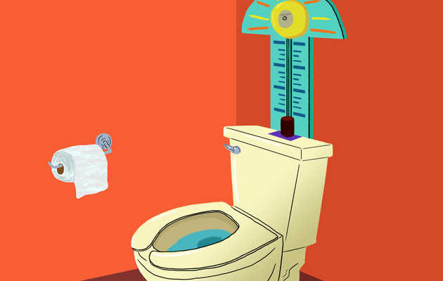 Here's How Much Weight You Can Lose Pooping