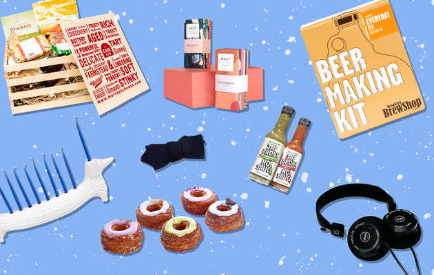The Best NYC-Made Gifts to Buy Everyone on Your List