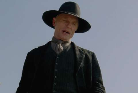 Ed Harris Westworld Man in Black