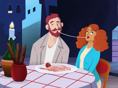 Annoying things couples do in restaurants