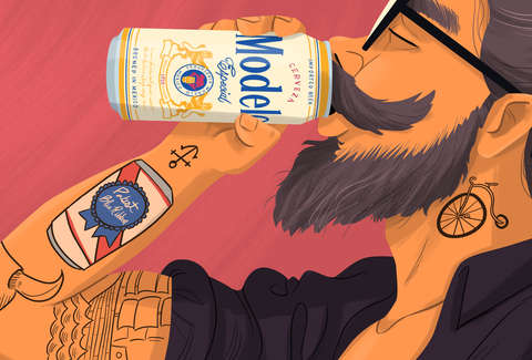 Why Do Hipsters Love Modelo Beer Mexican Brewery Is Suddenly Trendy