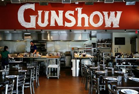 Gunshow Atlanta