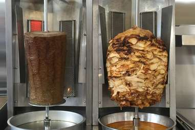 Shawarma on the go