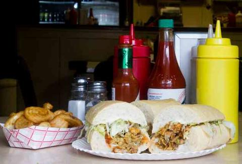Domilise's Po-Boys, New Orleans