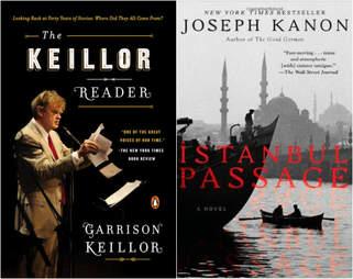 the keillor reader joseph kanon istanbul passage
