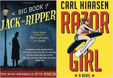 the big book of jack the ripper razor girl carl hiaasen