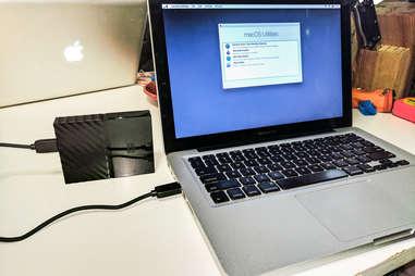 restore macbook