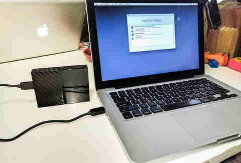 restore macbook