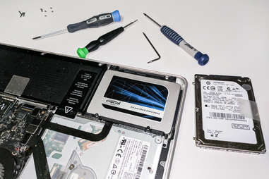 Replace your hard drive