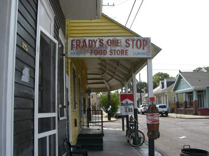 Frady's One Stop Food Store