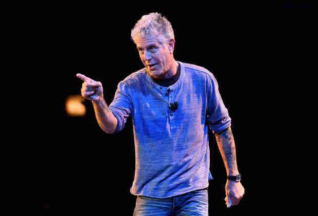 11 Things You Didn't Know About Anthony Bourdain