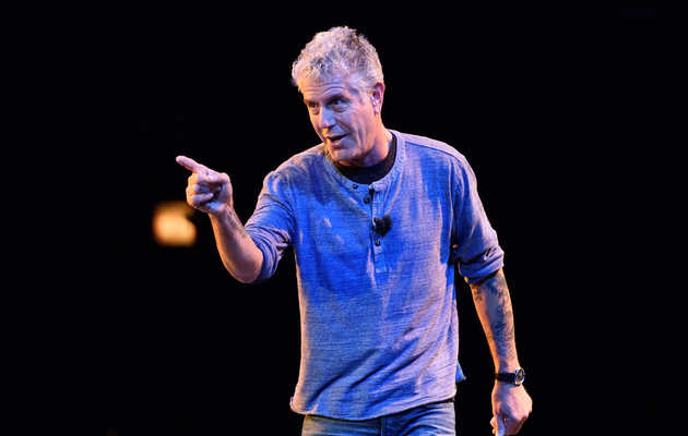 Everything You Never Knew About Anthony Bourdain