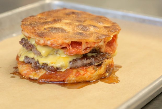 Pizza Delicious & Company Burger Have Your New Favorite NOLA Mash-Up