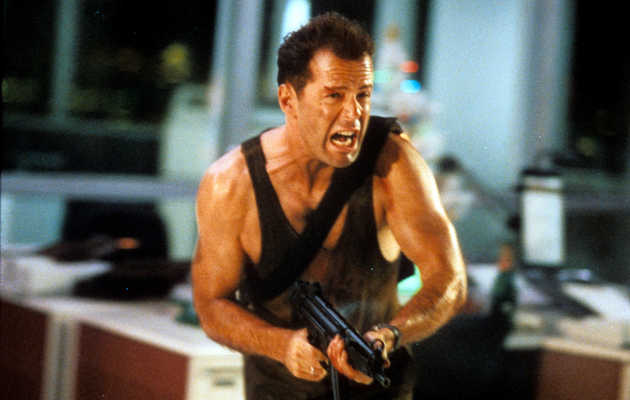 How 'Die Hard' Became Indy's New Christmas Classic