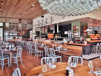 The Kitchen Bistro at Shelby Farms Park