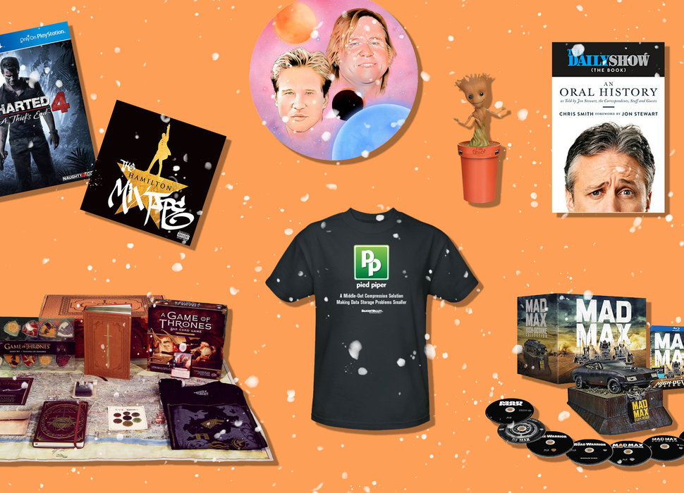 Gift Guide Movies Games Books Music