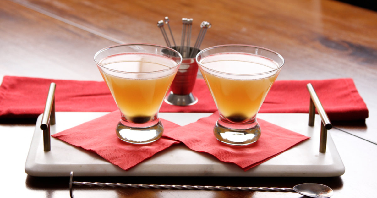 The Ginger Gold Rush: A Bourbon Cocktail for All Your Prospecting and Boozing Needs