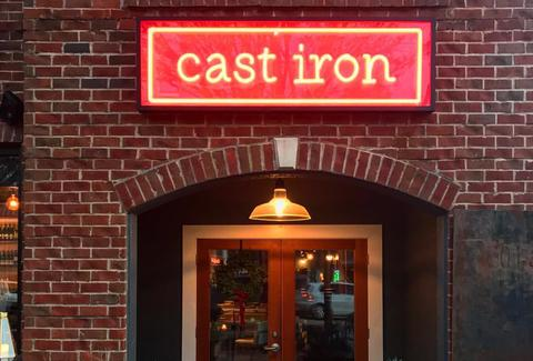 Cast Iron Atlanta