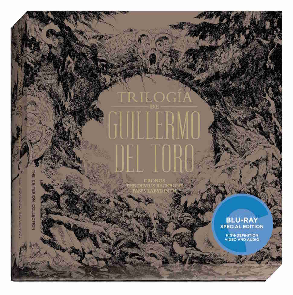 Guillermo Del Toro DVD Criterion