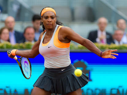 serena williams sports to play if you don't want to die