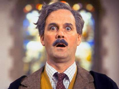 John Cleese in Monty Pythons The Meaning of Life