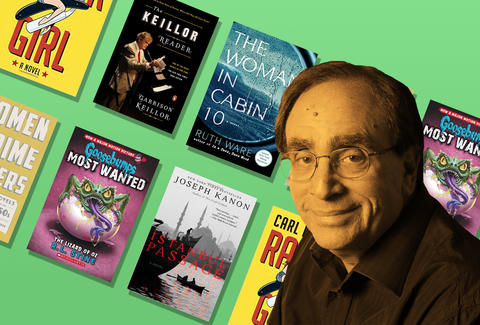rl stine book list