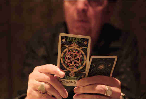 Embrace Your Fears With the Tarot King of New Orleans