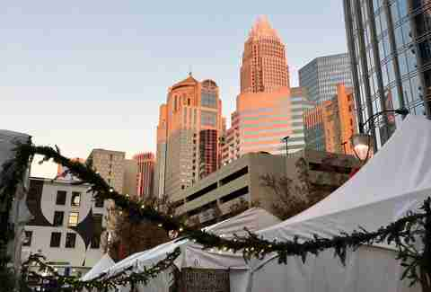 Things to Do in Charlotte, NC This Winter - Thrillist