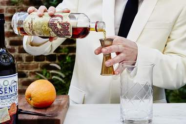 the dewberry cocktails