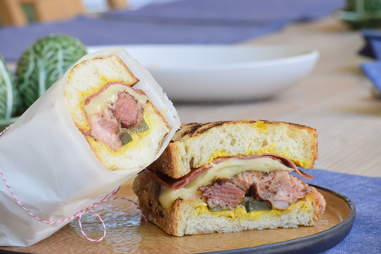 cubano sandwich stock & stable