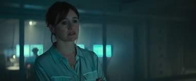 Spectral movie Emily Mortimer