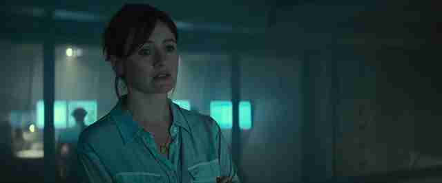 Spectral movie Emily Mortimer