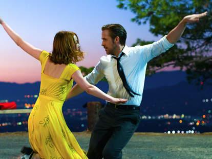 la la land review ryan gosling emma stone musical