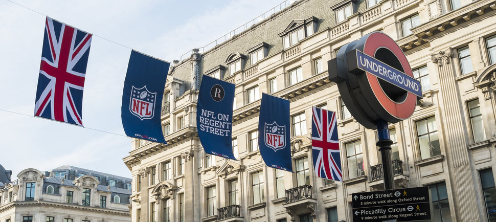 Blimey! NFL Adds Yet Another Game in London for the 2017 Season.