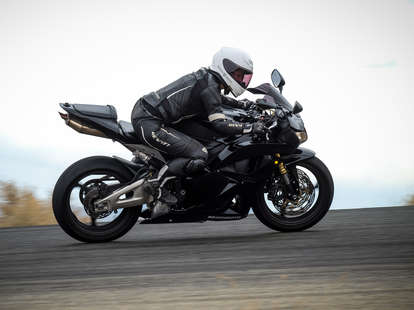 Riding a motorcycle makes you a better driver