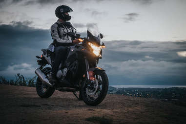Riding a Motorcycle Makes you a Better Drive