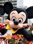 Disney Mascot Makes Magic for Orphans