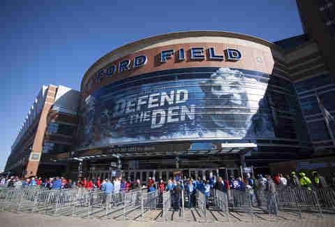 b46b5e7f8 Best NFL Football Stadiums