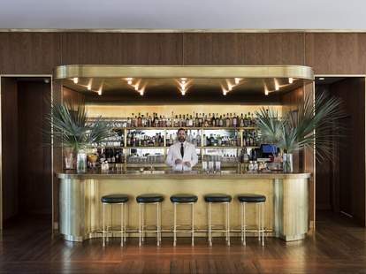 The Dewberry hotel bar