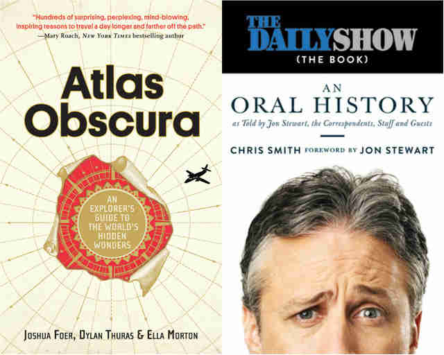 the daily show an oral history atlas obscura book