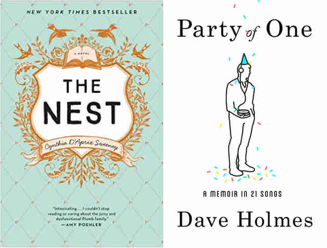 the nest party of one dave holmes book