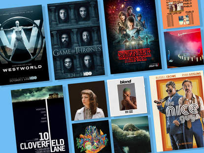 best movies tv shows albums 2016